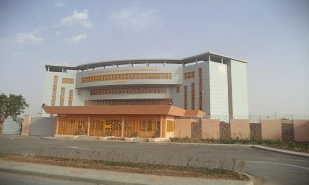 Projet de construction BEAC à ABECHE au Tchad 10