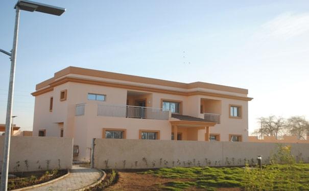 Projet de construction BEAC à ABECHE au Tchad 5