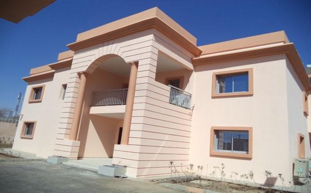 Projet de construction BEAC à ABECHE au Tchad 4