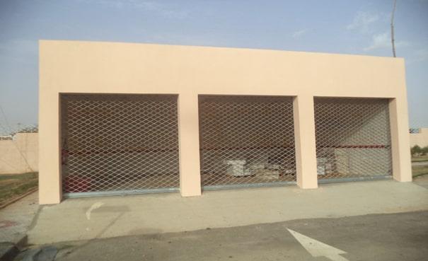 Projet de construction BEAC à ABECHE au Tchad 3