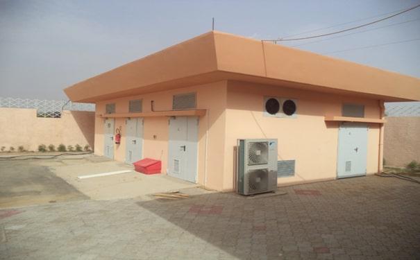 Projet de construction BEAC à ABECHE au Tchad 2