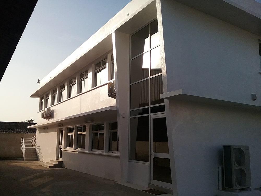 Brasserie du Cameroun - Bâtiment UBG BASSA à DOUALA