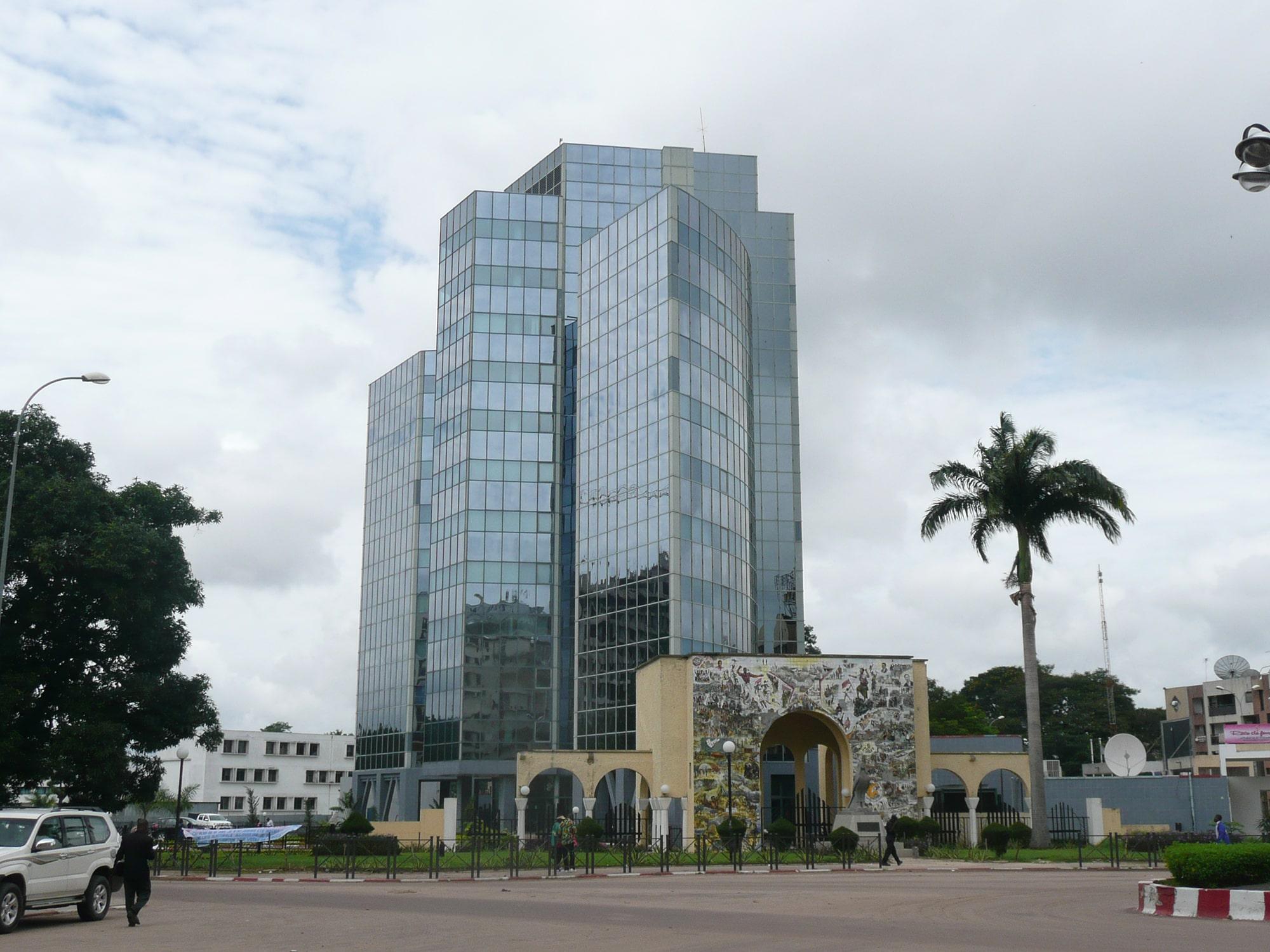 Siege A.R.C Congo Brazzaville
